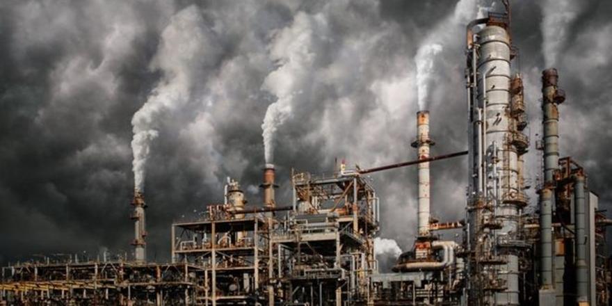 """""""Atmosferdeki Karbondioksit 800 Bin Yılın Zirvesinde"""""""
