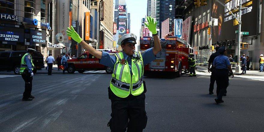 New York'ta Silah Sesleri