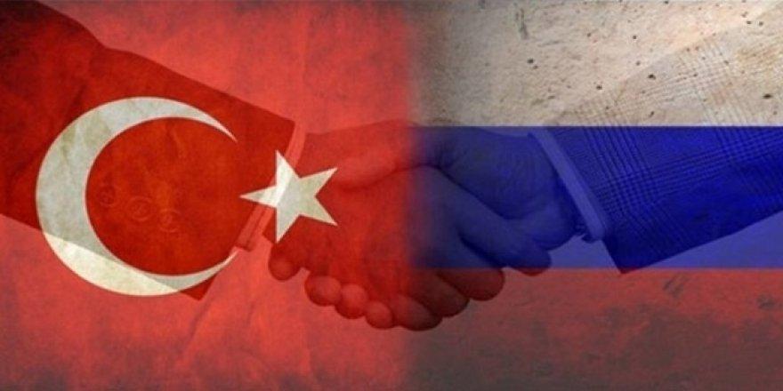 Dostu Rusya'dan Türkiye'ye PYD/PKK Kazığı!