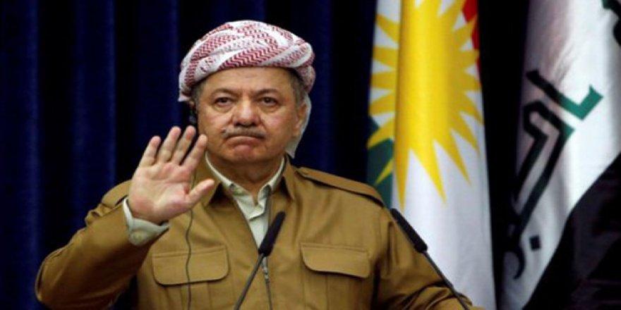 Mesut Barzani'nin Görev Süresi Sona Erdi