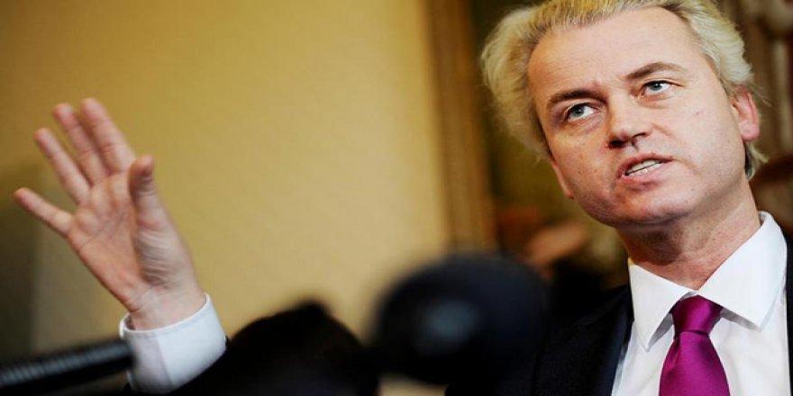 Hollanda'da Wilders'dan Irkçı Söylem