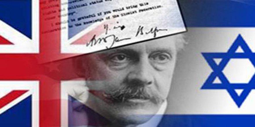 Balfour: 'Başkalarının Toprağının Başkalarına Peşkeş Çekilişi'nin Adı..