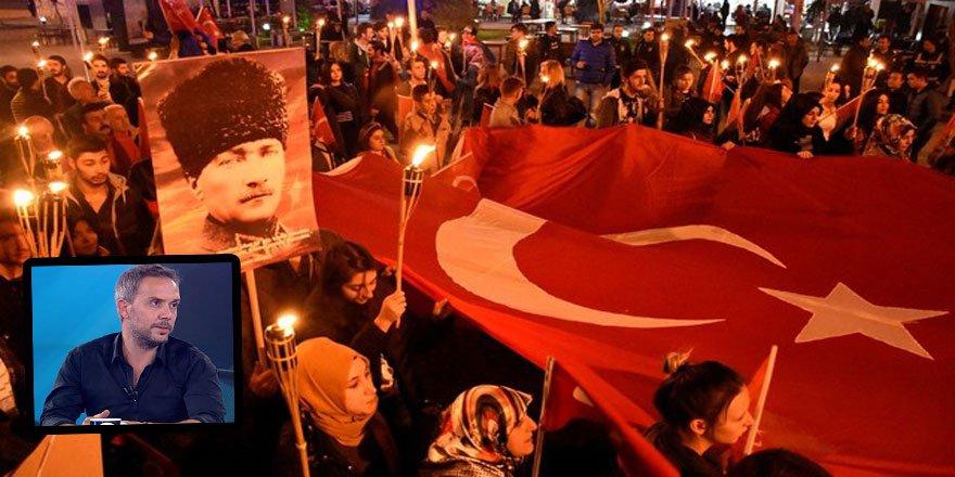 Milliyetçilik ve Atatürkçülüğü 15 Temmuz'la Meşrulaştırmak