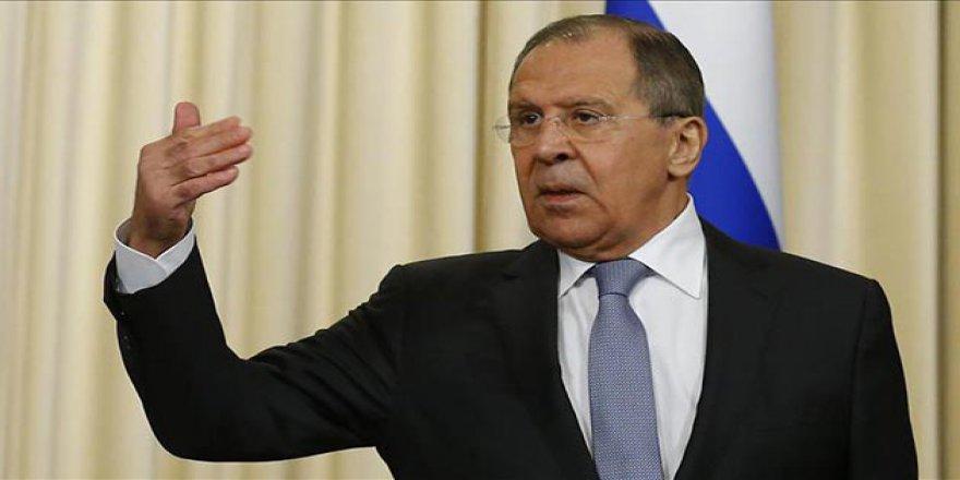 """Rusya'dan """"Suriye Halkları Kongresi"""" Açıklaması"""