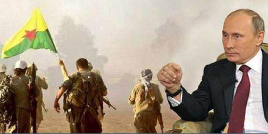 Putin'in PYD Rahatlığı Nereden?