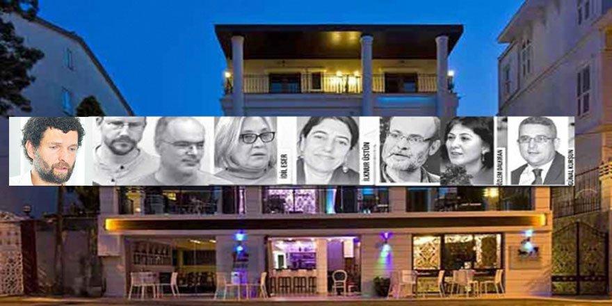 Büyükada'dan Kavala Olayına Medya Tezviratları ve Adalet