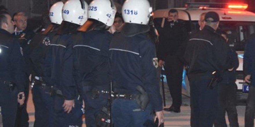 Konya'da Suriyelilerin Ev ve İşyerlerine Saldırı