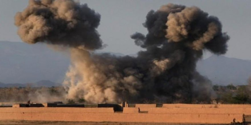 ABD Afganistan'da Sivilleri Vurdu: '200 Ölü ve Yaralı'