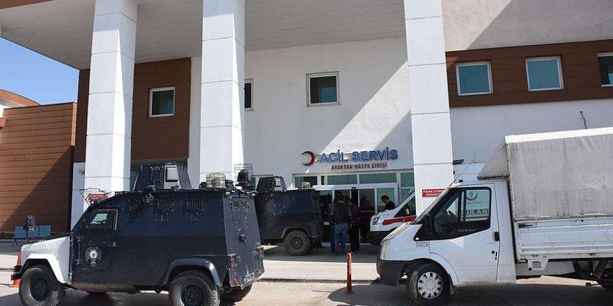 Nusaybin'de Çocukların Bulduğu Cisim Patladı: 3 Yaralı