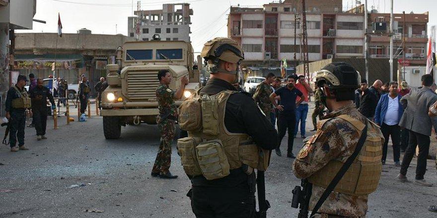 Kerkük'te Haşdi Şabi Ofisine İki Canlı Bomba Saldırısı