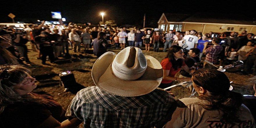 ABD'deki Kilise Saldırganının Kimliği Belli Oldu
