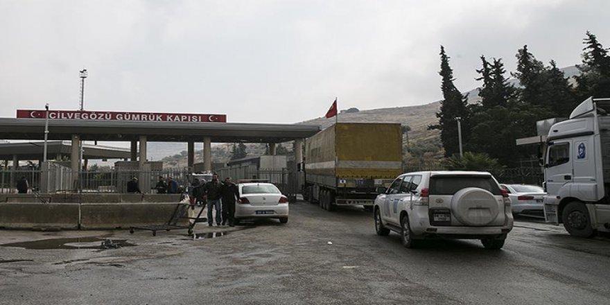 BM'den Suriyelilere 8 Tır İnsani Yardım