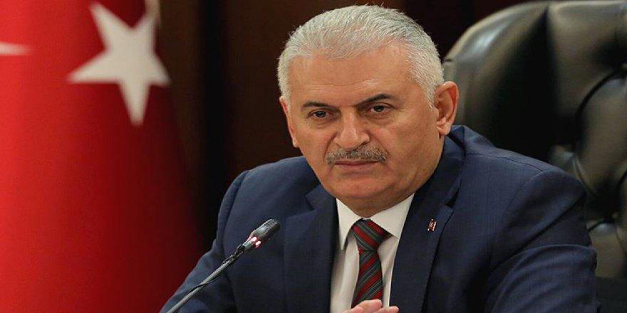 Yıldırım: PKK/PYD Masada Olursa Mülteci Anlaşmasından Çekilebiliriz