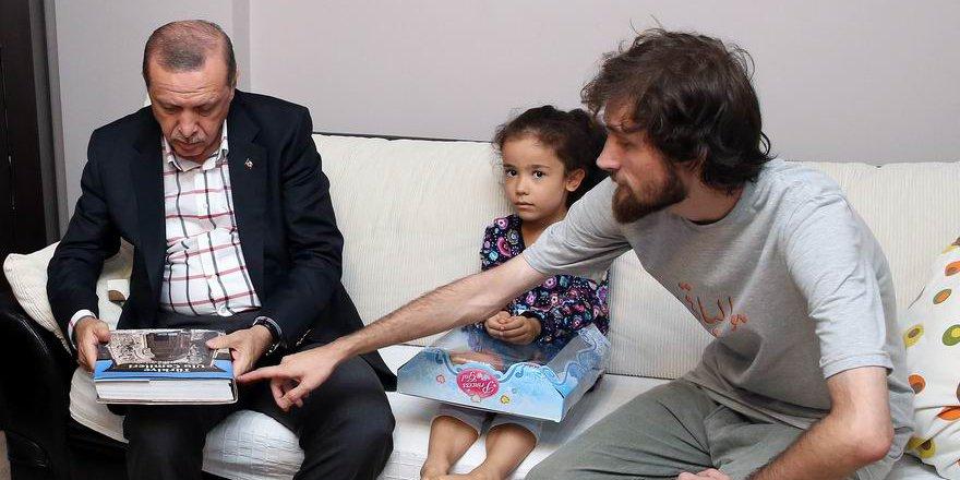 15 Temmuz Şehidi Mustafa Cambaz'ın Oğlu: ByLock Mağduriyetleri Giderilsin