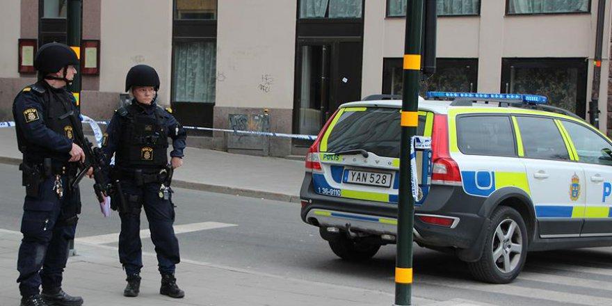 İsveç'te PKK'nın Televizyon Kanalına Polis Baskını