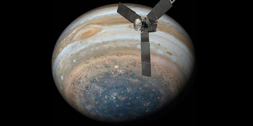 Jüpiter'in Yeni Görüntüleri Yayınlandı