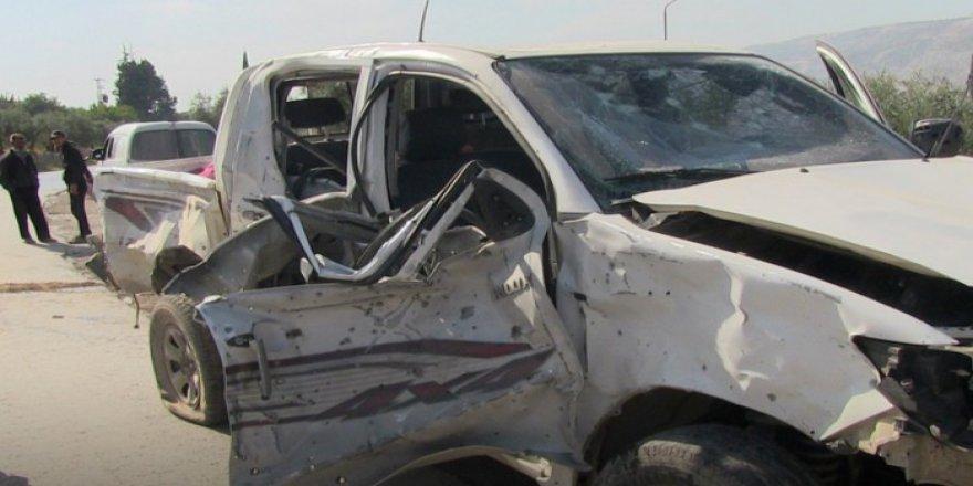 İdlib'de HTŞ Komutanlarına Yönelik Suikastler Sürüyor
