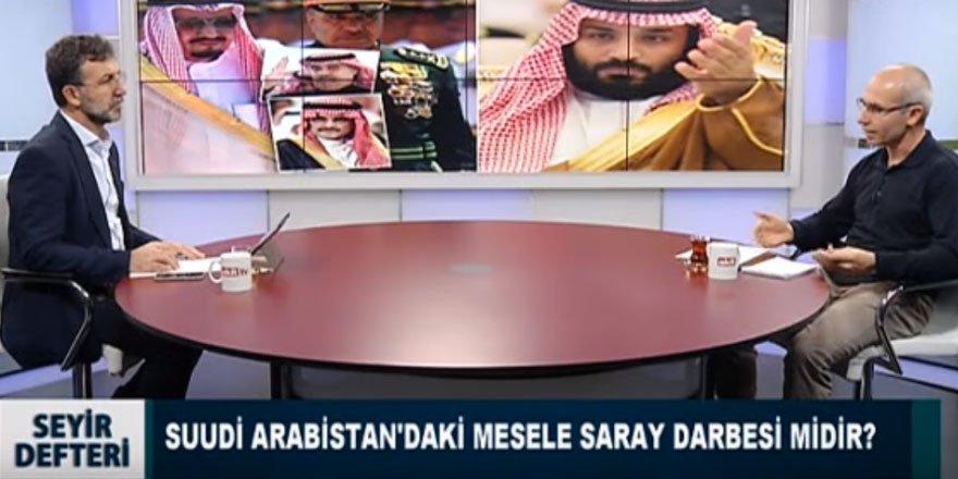 Seyir Defteri'nde Suudi Arabistan'daki Gelişmeler Konuşuldu