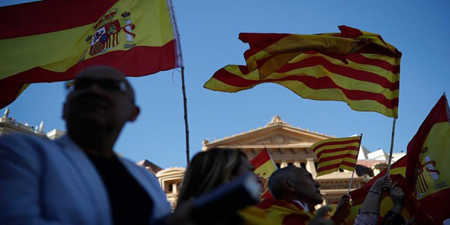 Eski Katalonya Meclis Başkanı Kefaletle Serbest