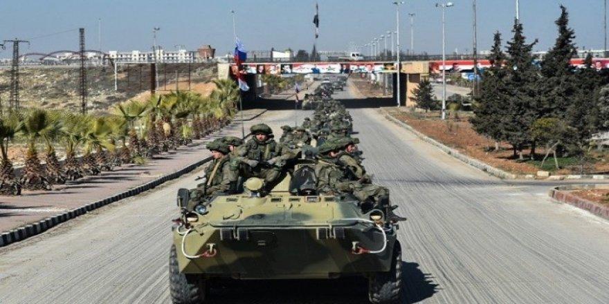 HTŞ'den Rus Konvoyuna Operasyon