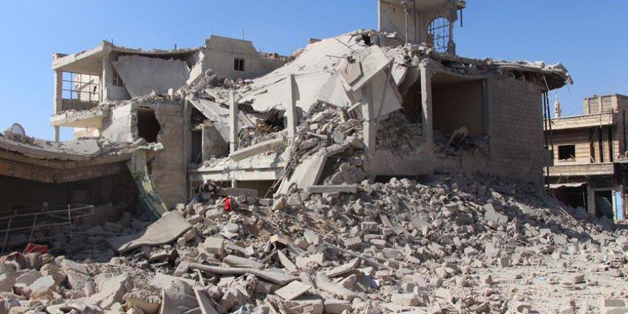 Rus Jetleri İdlib'e Hava Saldırısı Düzenledi