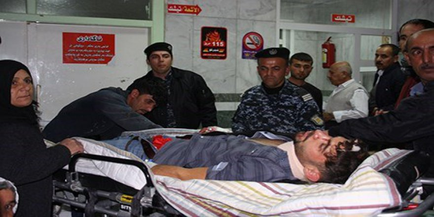 Irak Kürdistanında 7 Kişi Hayatını Kaybetti, 321 Kişi Yaralandı