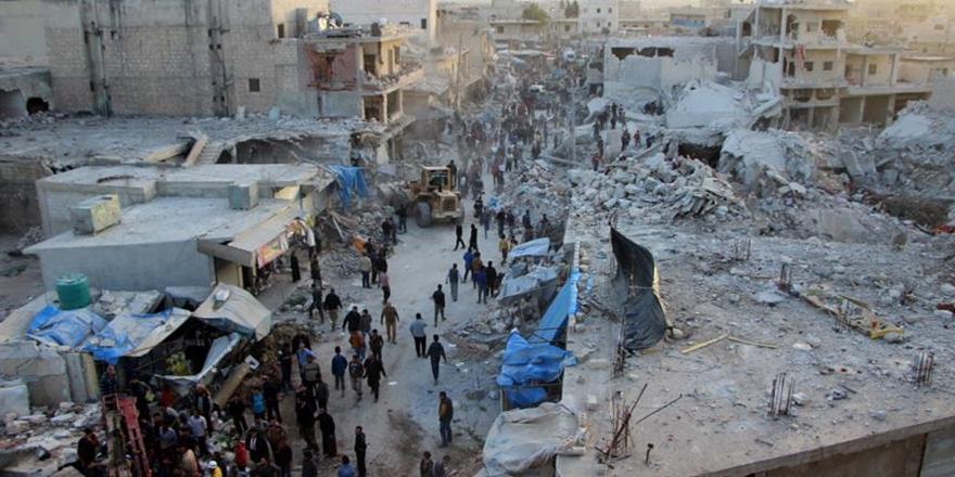 ISESCO, Halep'teki Pazar Yeri Saldırısını Kınadı!