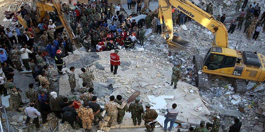 İran Kürdistanında Ölü Sayısı 407'ye Yükseldi