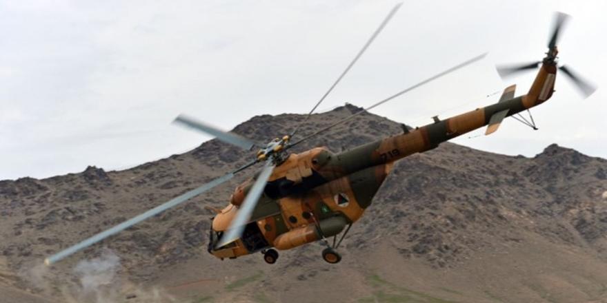 Kâbil Hükümeti 4 Yılda En Az 9 Helikopter Kaybetti