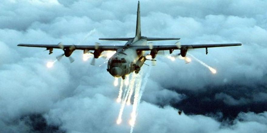"""Rusya Oyun Görüntüsünü """"ABD'nin IŞİD'e Desteği"""" Diye Paylaştı!"""