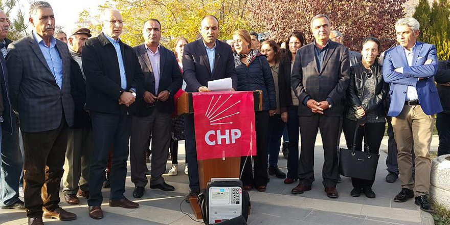 CHP Atatürk Tarafından İdam Ettirilen Seyit Rıza'yı Andı