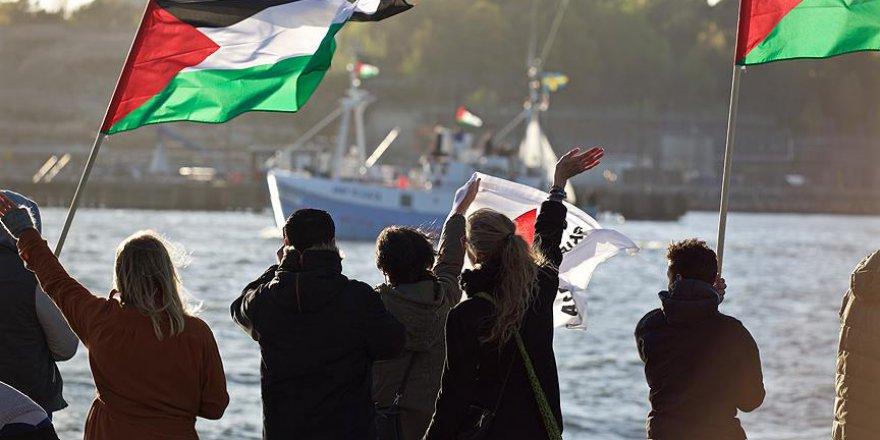 İsrail'in Ödediği Tazminat Ablukanın Kalkması İçin Kullanılacak