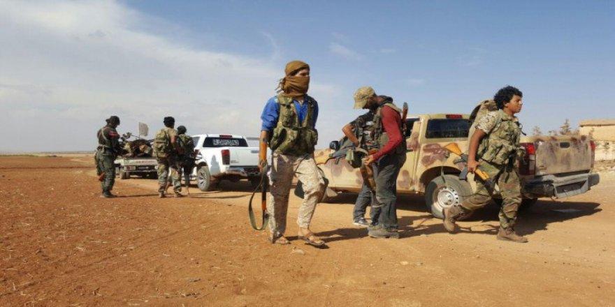 Nureddin Zengi Hareketi ve HTŞ Ateşkeste Anlaştı