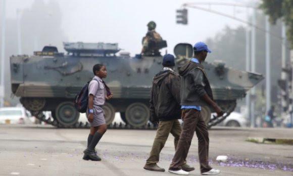 Avrupa Basınında Zimbabve Darbesine Yönelik Yorumlar