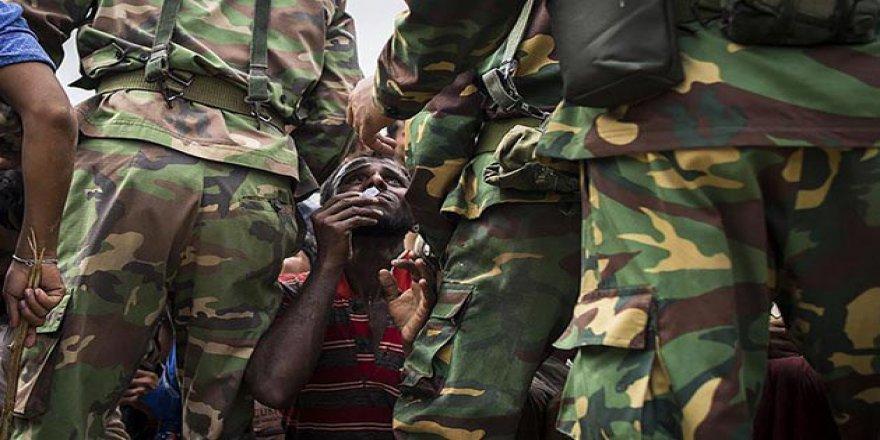 'Myanmar Ordusu Adalet Önünde Hesap Vermeli'