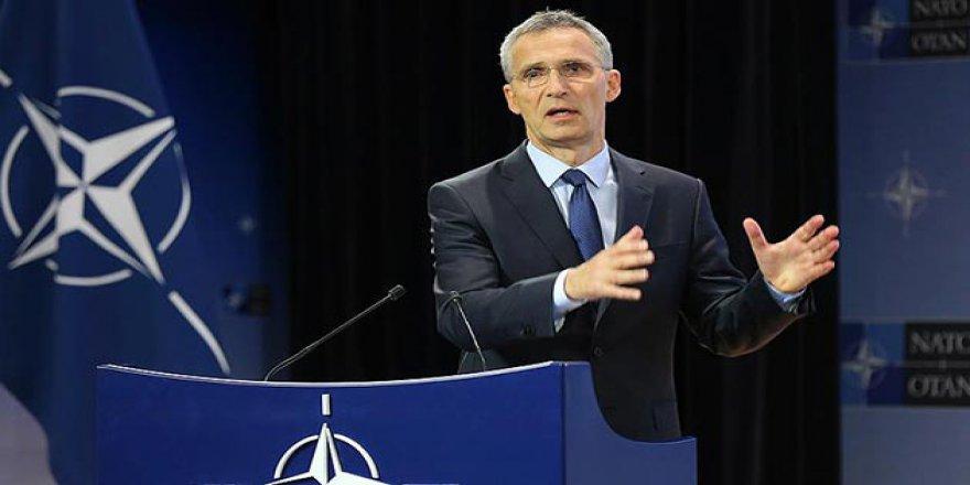 NATO Genel Sekreteri Türkiye'den Özür Diledi