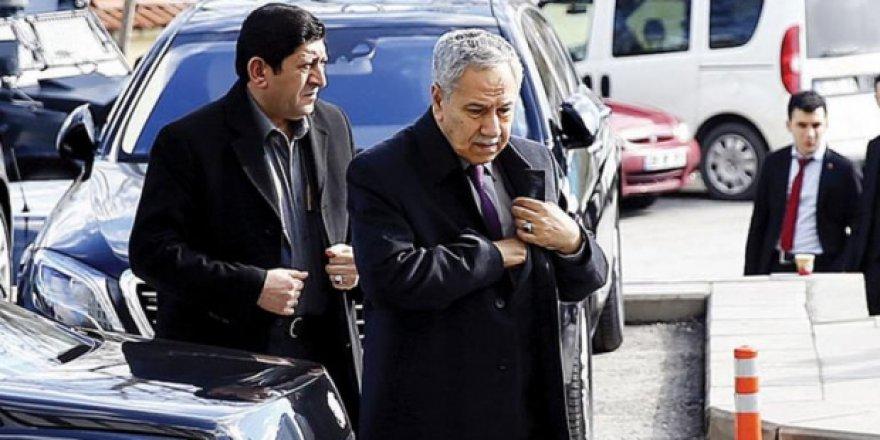 Bülent Arınç'tan AK Parti'ye 'Perinçek' Tepkisi