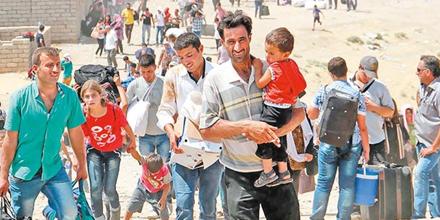 Suriyeli Muhacirlere Yeni Kimlik Yeni Hayat