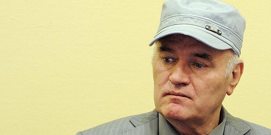 """""""Bosna Kasabı"""" Ratko Mladic'e Müebbet!"""