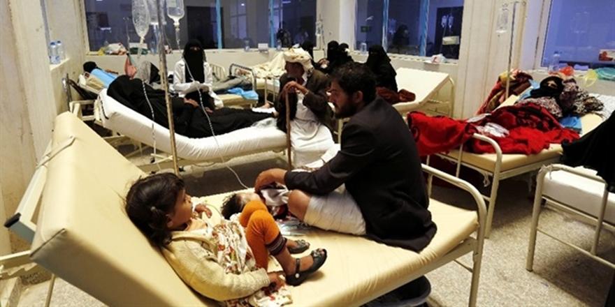 Yemen'de Difteri Salgını Yayılıyor: 94 Ölü