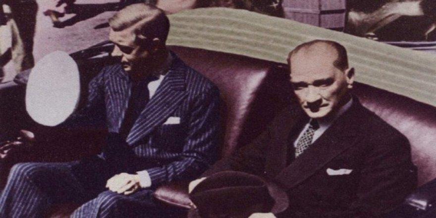 Atatürk Niçin Hiç Yurtdışına Çıkamamıştı?