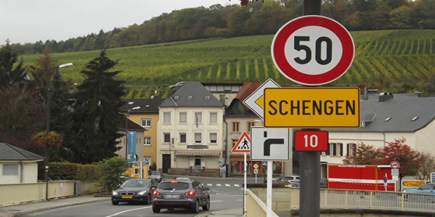 AB'den Yeni Schengen Kontrol Sistemine Onay
