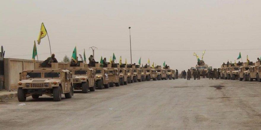 ABD, Afrin İçin PKK/PYD'ye 120 Adet Zırhlı Araç Verdi