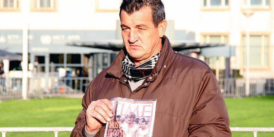 'Mladic'in Yaşattığı Acının Yerini Hiç Bir Ceza Tutamaz'