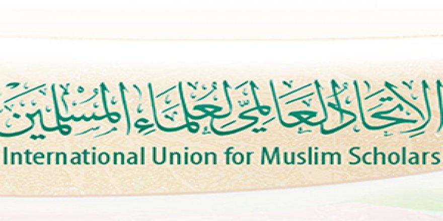Körfez Monarşileri Dünya Müslüman Alimler Birliği'ni 'Terör' Listesine Aldı!