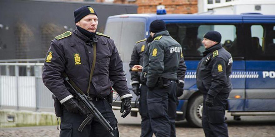 Danimarka Polisi Bir Cezayirliyi Katletti