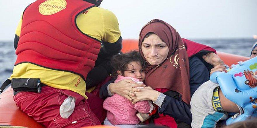Akdeniz Sığınmacılar İçin En Ölümcül Bölge