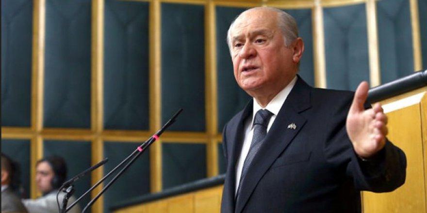 MHP 'Seçim İttifakı Modeli'ni Önerdi
