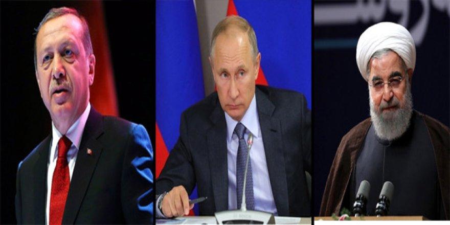 Türkiye'nin İran-Rusya Cephesine Yelken Açması İdealize Edilebilir mi?