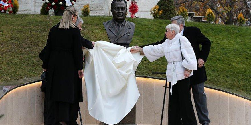 Türkiye'de Andrey Karlov Anıtı Açıldı